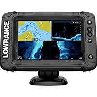 $599 » Lowrance Elite-7 Ti2-7-inch Fish Finder with HDI Transducer, Wireless Networking, Real-Time…