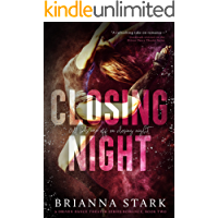 CLOSING NIGHT: Driven Dance Theater Romance Series Book 2 (Driven Dance Theater Series) book cover