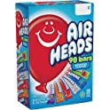 90-Count Air Heads Chewy Fruit Taffy Candy Bars