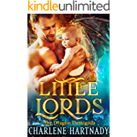 Little Lords (The Dragon Demigods Book 3)