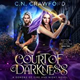 Court of Darkness: A Demons of Fire and Night Novel (Institute of the Shadow Fae, Book 2)