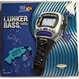 Radica Lunker Bass Fishing Handheld Game