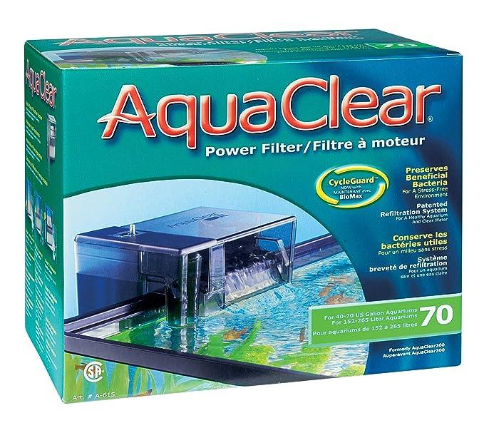 Hagen AquaClear Aquarium Power Filter 300/70: Amazon.de: Haustier