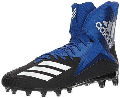 detailed look aa315 30921 adidas Mens Freak X Carbon Mid Football Shoe, core BlackWhiteCollegiate  Royal