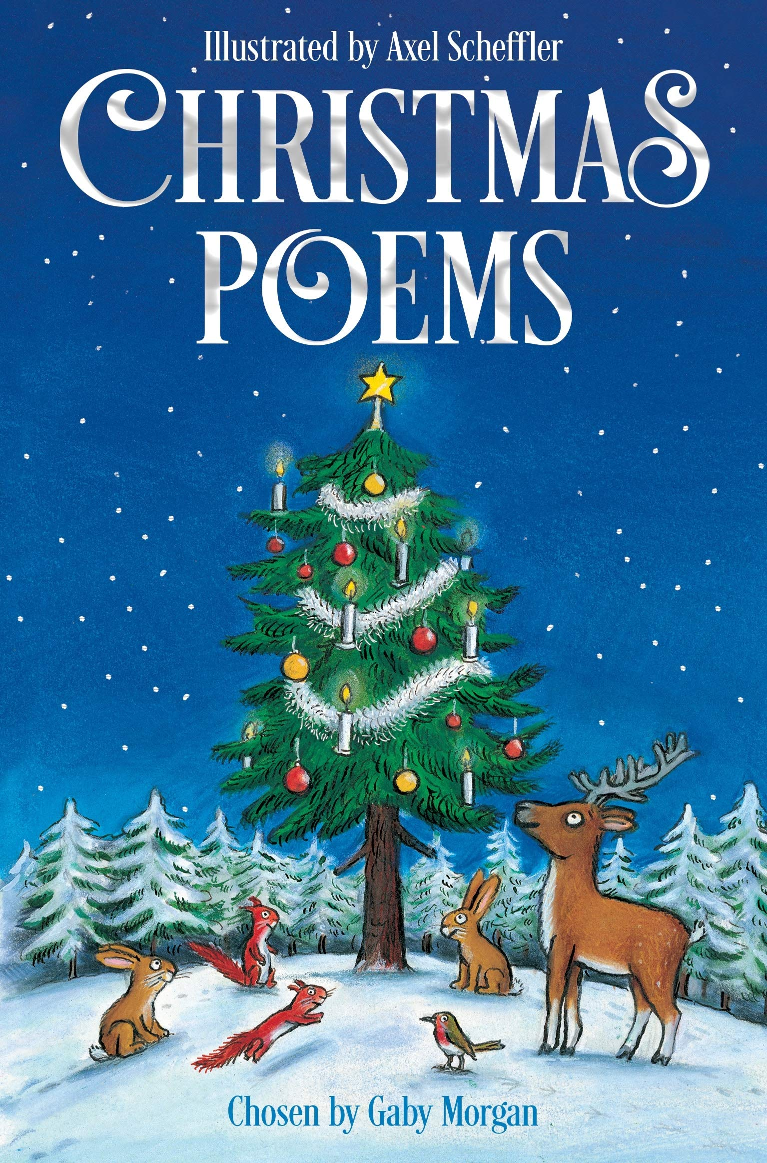 Christmas Poems: Amazon.co.uk: Morgan, Gaby, Scheffler, Axel:  9781529024395: Books