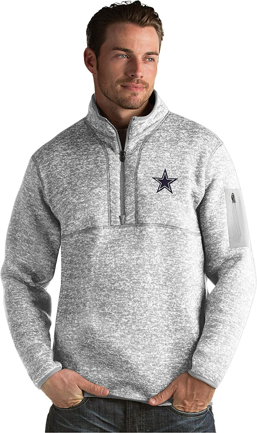 Dallas Cowboys NFL Mens Antigua Fortune