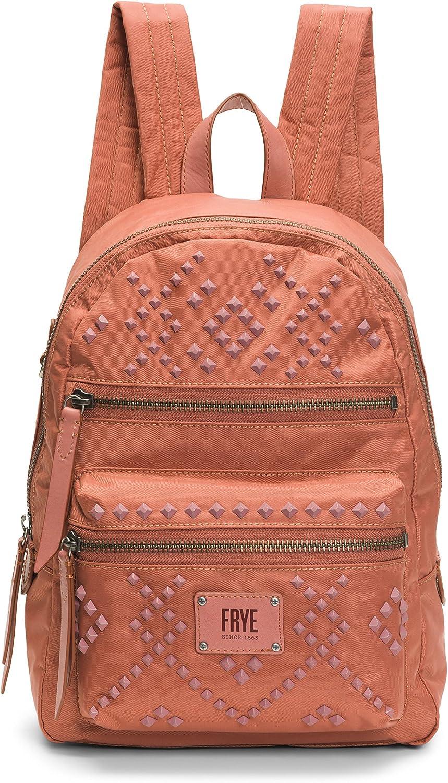 FRYE Ivy Nylon Stud Backpack