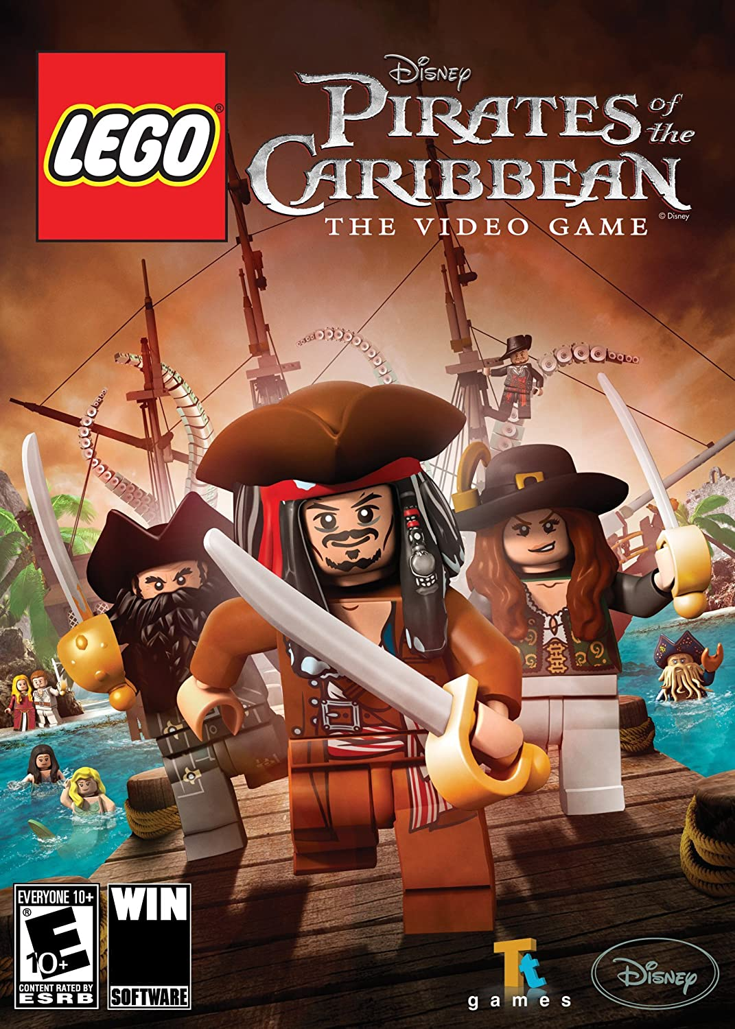 pirates of the caribbean downloads