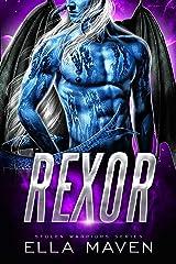 Rexor: A SciFi Alien Warrior Romance (Stolen Warriors Book 1) Kindle Edition