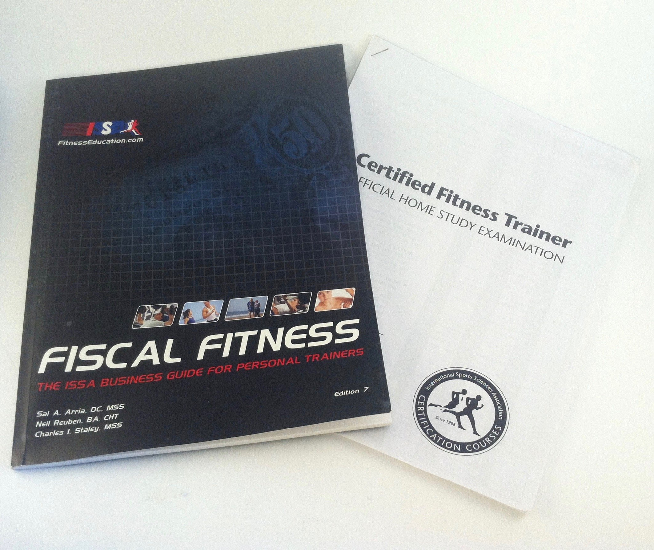 Read Online Fiscal Fitness: The ISSA Business Guide for Personal Trainers (Edition 7) pdf