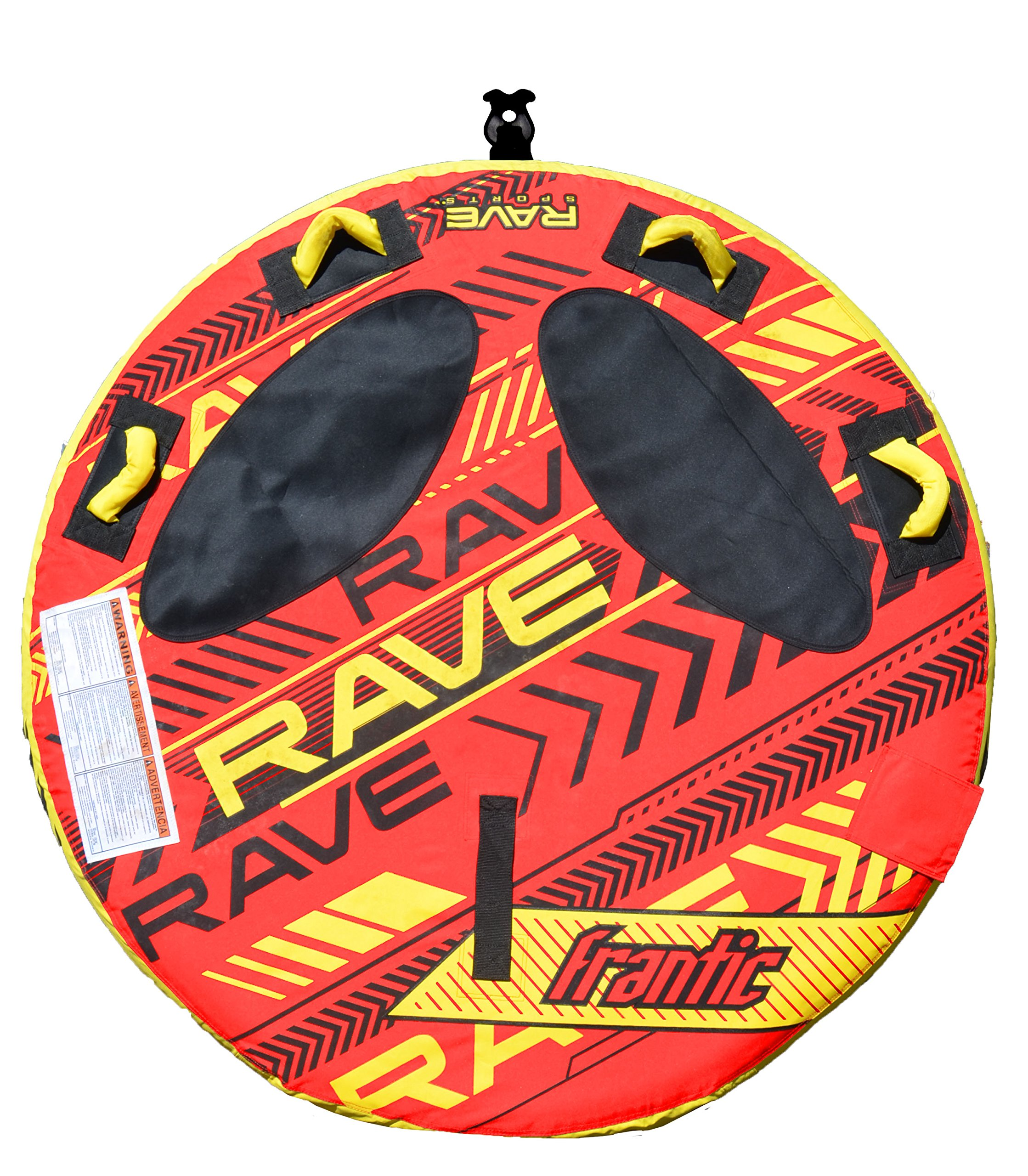RAVE Sports Frantic 2.0 Towable 2 Person by RAVE Sports (Image #1)