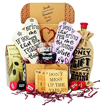 Wine Gifts For Women Surprise Box