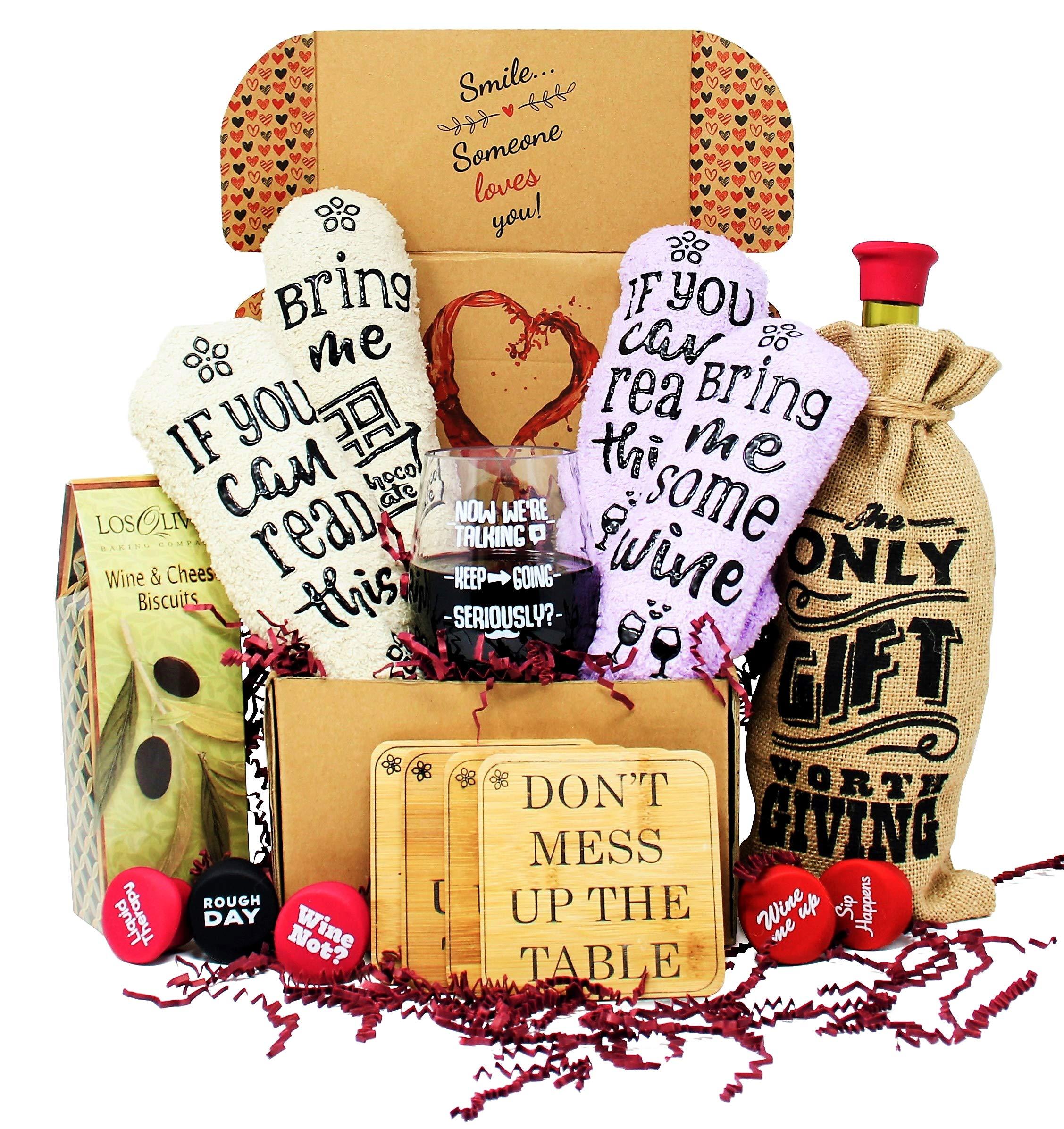 Gift Baskets For Women Best Birthday