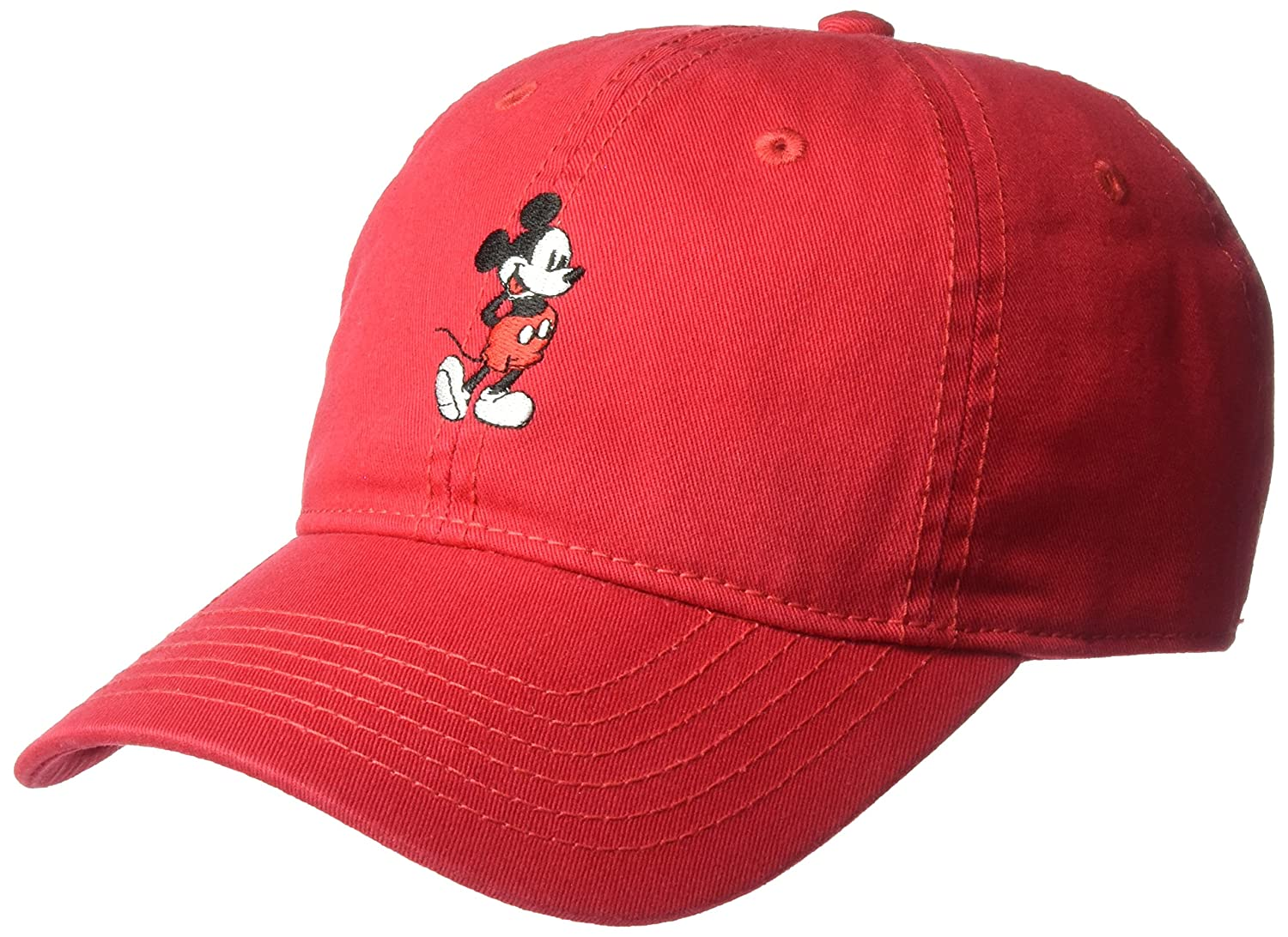 d78b386d Disney Mickey Mouse Dad Hat: Amazon.co.uk: Clothing