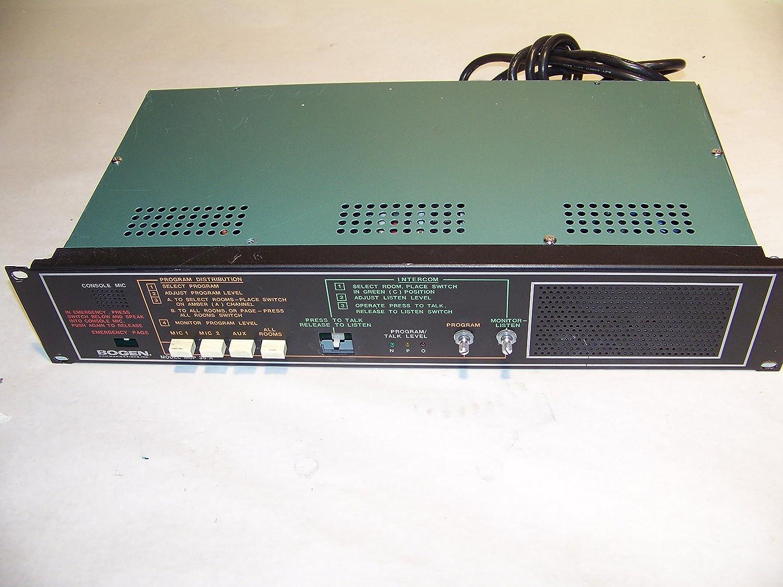 bogen mcp35a mcp35a master control panel accs audio video rh amazon com Clip Art User Guide Example User Guide