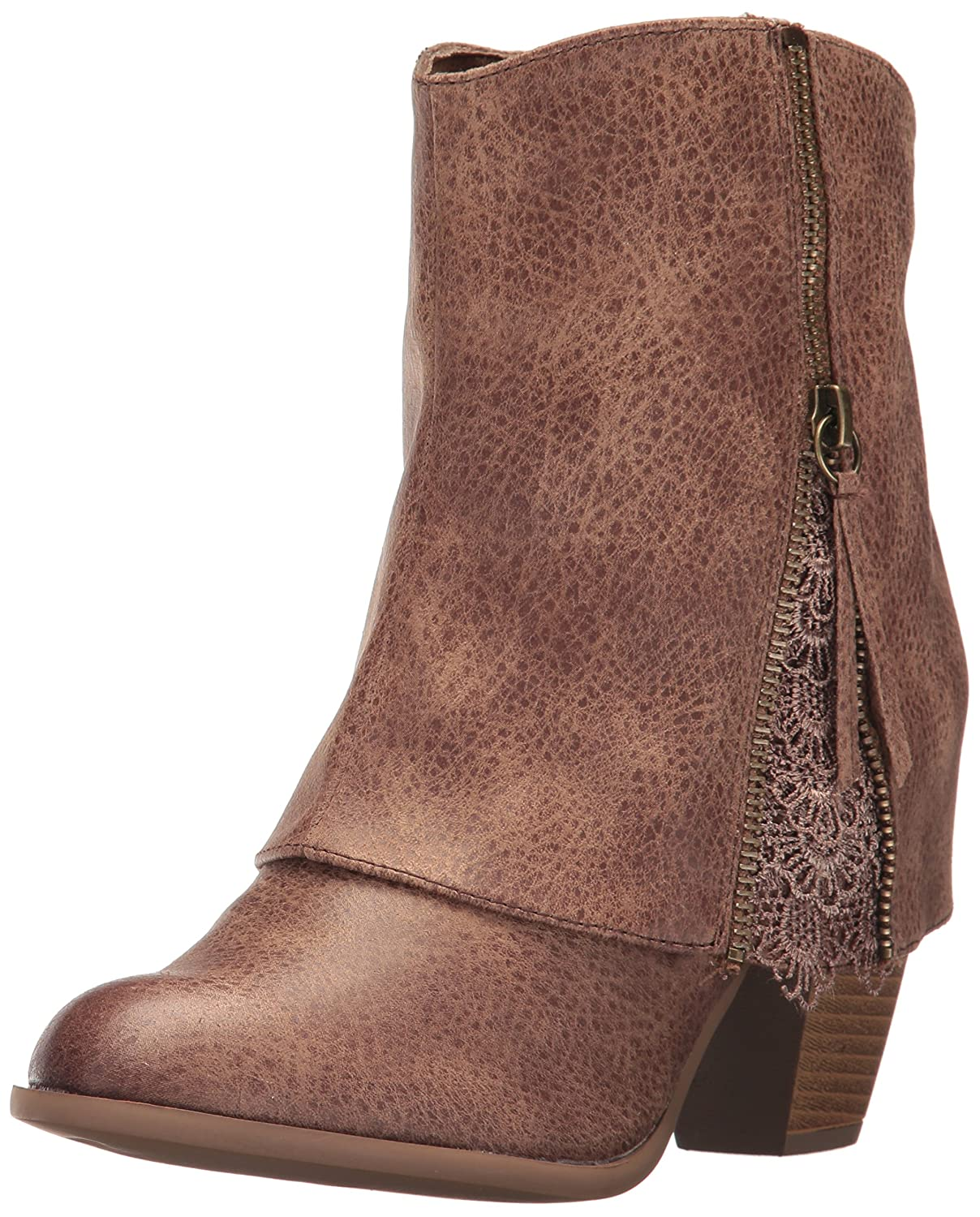 Taupe Not Rated Womens Summer Boot