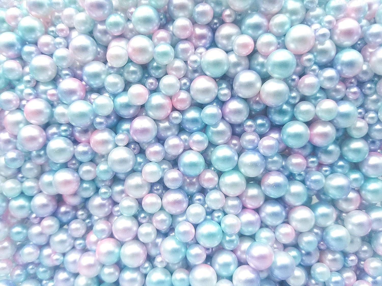 REBEL caviar pearls and rhinestone embellishment mix *Not Edible* ~ Choose Desired Amount