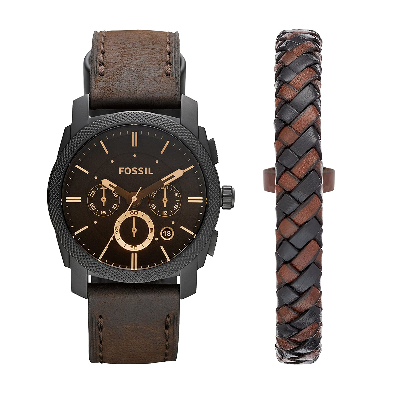 Favori Fossil Montre Homme FS5251SET: Amazon.fr: Montres UW81
