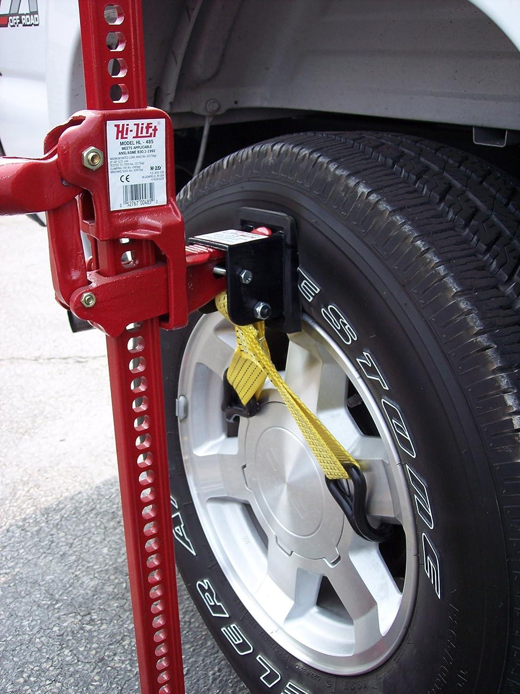 STEGODON HI Lift Jack Mate Wheel Lifter Lift-Mate 4X4 Offroad Lift Heavy Duty 5000lbs Recovery Accessory 4WD Green