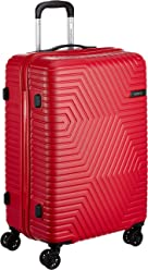 American Tourister Ellen ABS 68 cms Red Hardsided Check-in Luggage (AMT Ellen SP68 cm TSA RED)