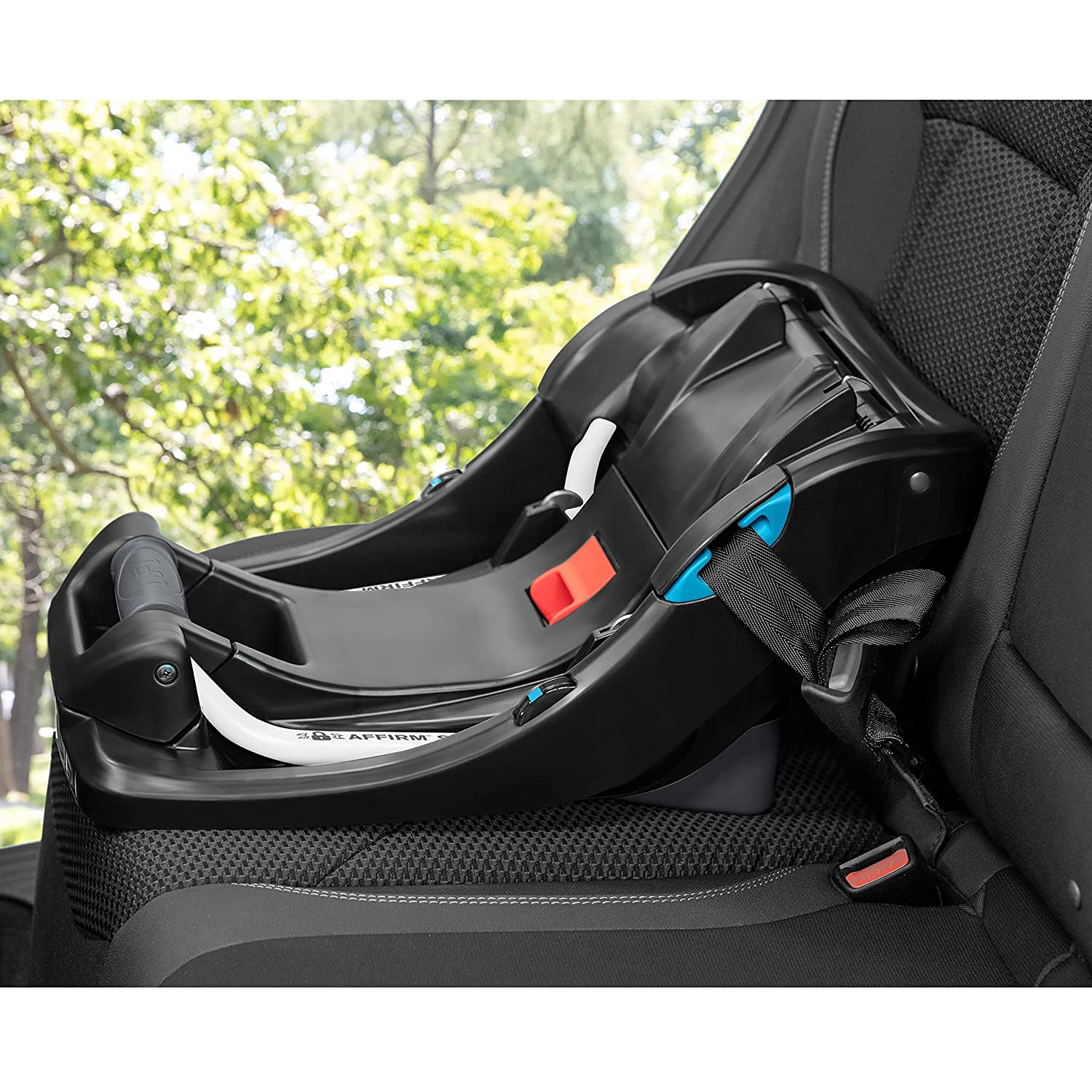 Compatible with The Summer Affirm 335 Rear-Facing Infant Car Seat Only Full SureShield and Steeloc Protection Summer Affirm Steeloc Car Seat Base