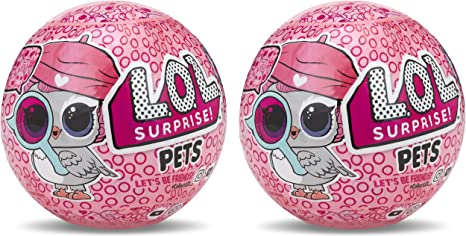 L.O.L. Surprise! Pets Series 4 (2 Pack)