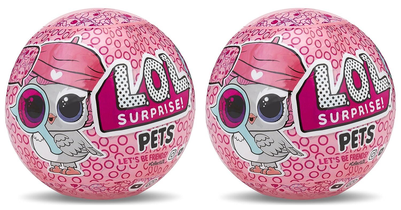 L.O.L. Surprise! Pets Series 4 (2 Pack)