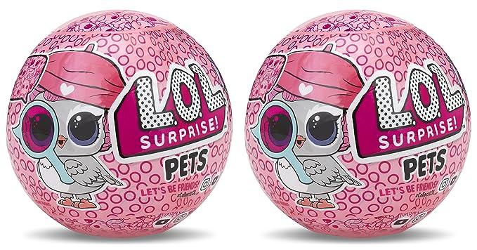 L.O.L. Surprise! Pets Series 4 (2-Pack) Dolls