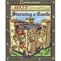 Storming a Castle: A Maze Adventure