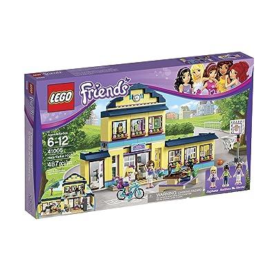 Lego Friends Heartlake High 41005: Toys & Games