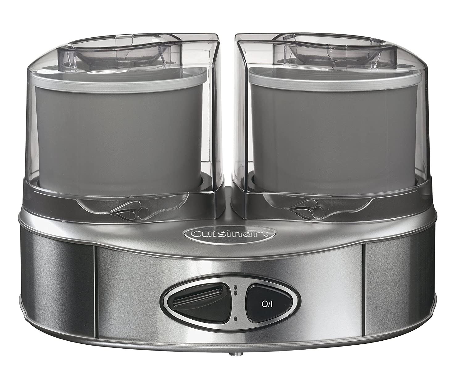 Cuisinart ICEBCE Heladera color blanco