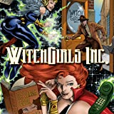 WitchGirls Inc. (Issues) (4 Book Series)