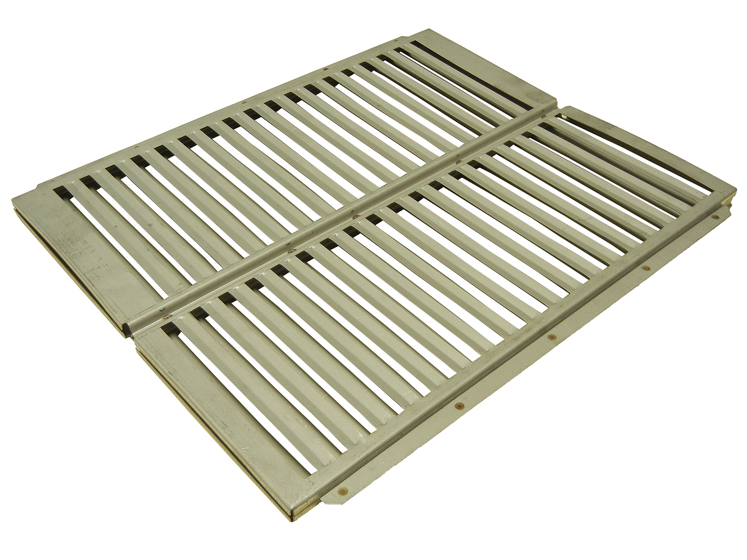 Stainless Steel Heat Plate for Ducane Grills by Music City Metals
