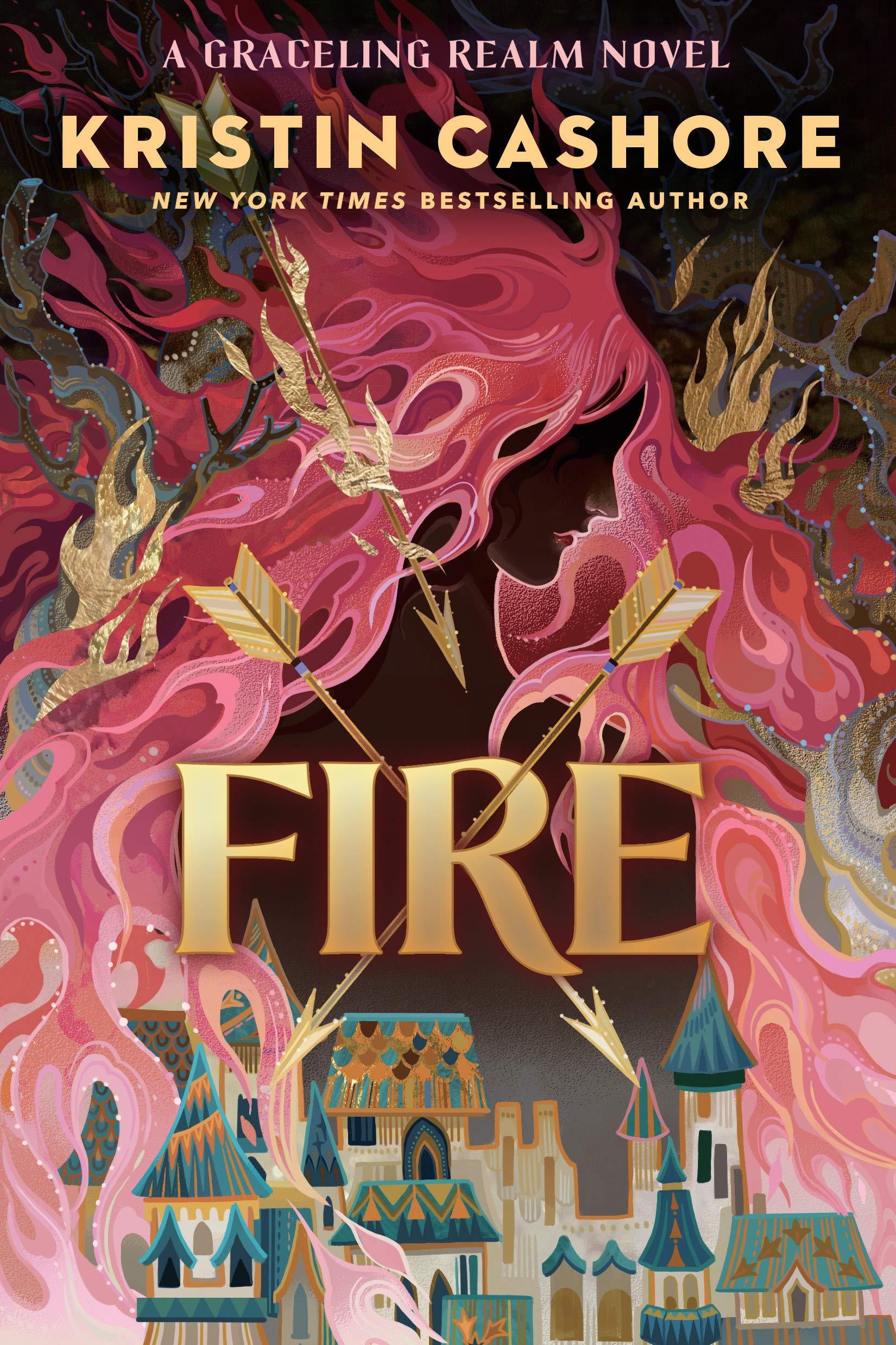Amazon.com: Fire (A Companion to Graceling) (9780142415917): Cashore,  Kristin: Books