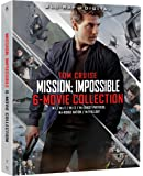 Mission: Impossible - 6 Movie Collection [Blu-ray]