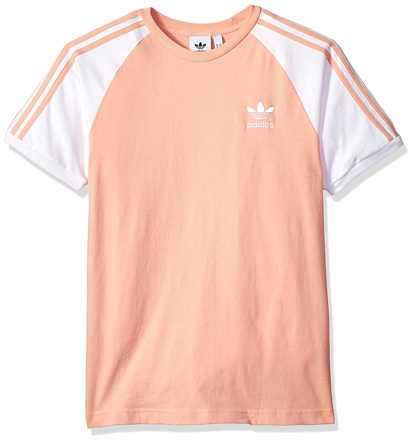a9707bea adidas Originals Men's Originals 3 Stripes Tee at Amazon Men's Clothing  store: