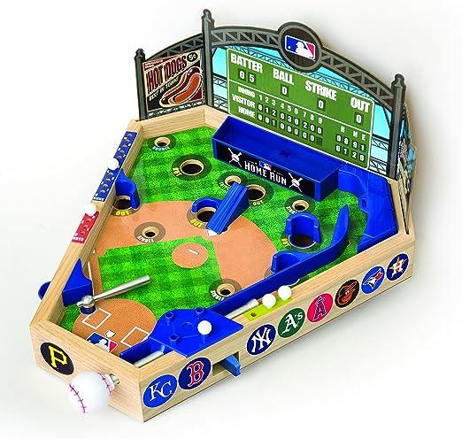 Merchant Ambassador Pinball Baseball Game - Runner Up