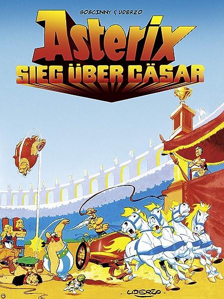Amazon.de: Asterix - Sieg über Cäsar [dt./OV] ansehen
