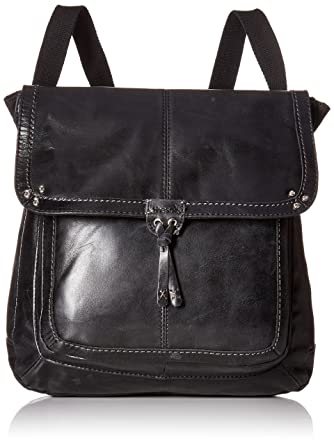 7a809f13a The Sak womens Ventura Conv Backpack Black Size: One Size: Amazon ...