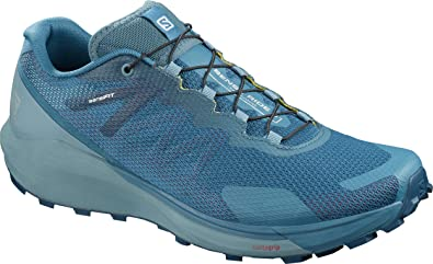 Salomon Sense Ride 3, Zapatillas de Running para Hombre: Amazon.es ...