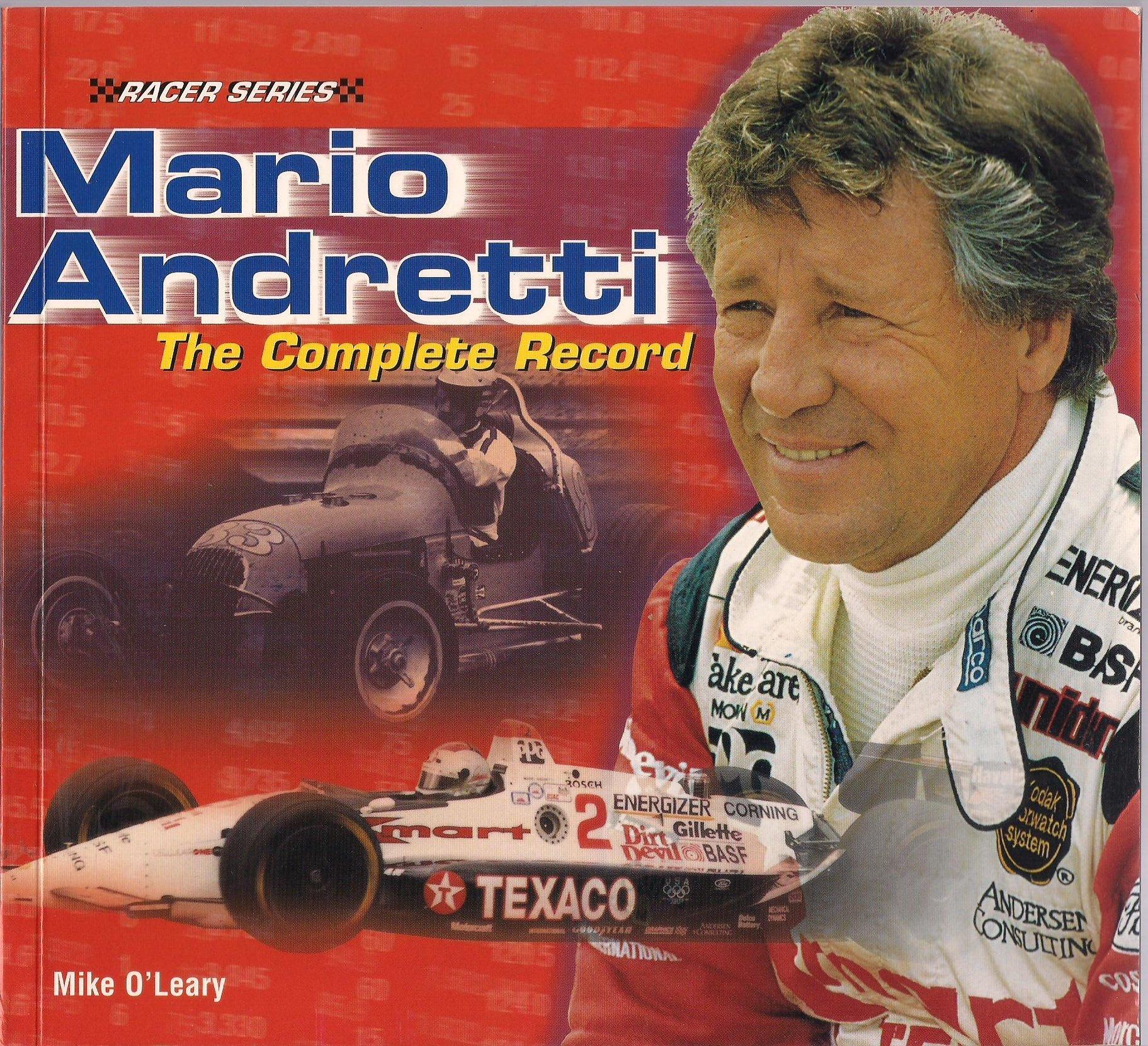 Download Mario Andretti: The Complete Record pdf