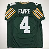 brand new 7a7c3 91d0f Amazon.com : Nike Brett Favre Green Bay Packers Game Day ...