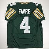 brand new 820f6 e6cce Amazon.com : Nike Brett Favre Green Bay Packers Game Day ...