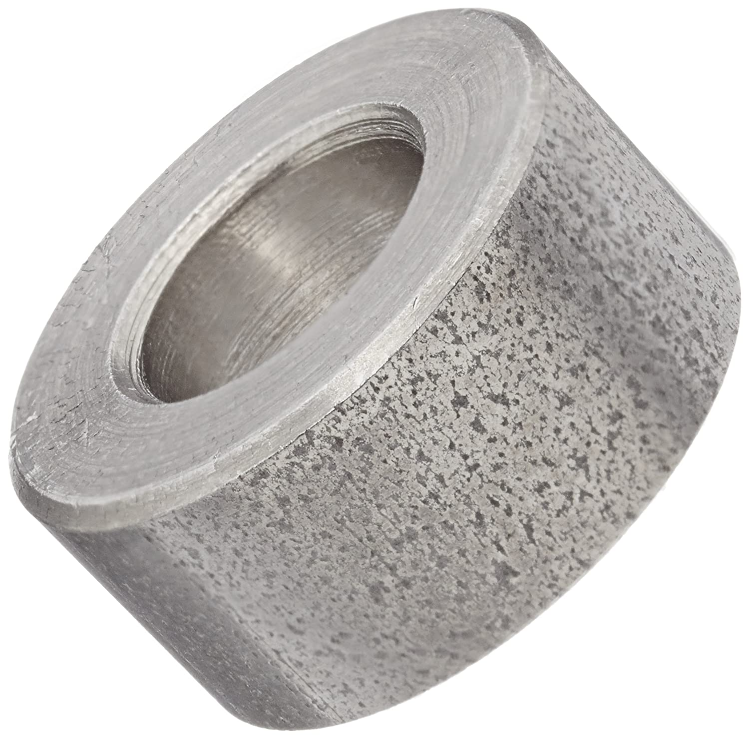 Made in US Plain Finish 18-8 Stainless Steel 3//4 OD Round Spacer 5//16 Screw Size 5//8 Length 0.315 ID