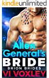 Alien General's Bride: SciFi Alien Romance (Brion Brides)