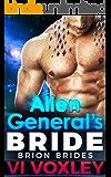 Alien General's Bride (Brion Brides)