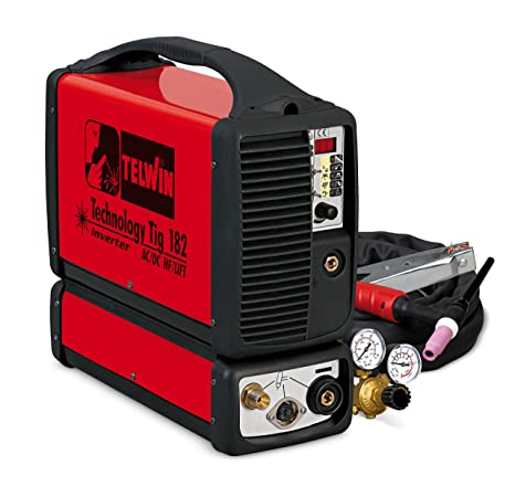 Telwin TE-852030 - TECHNOLOGY TIG 182 AC/DC-HF/LIFT 230V