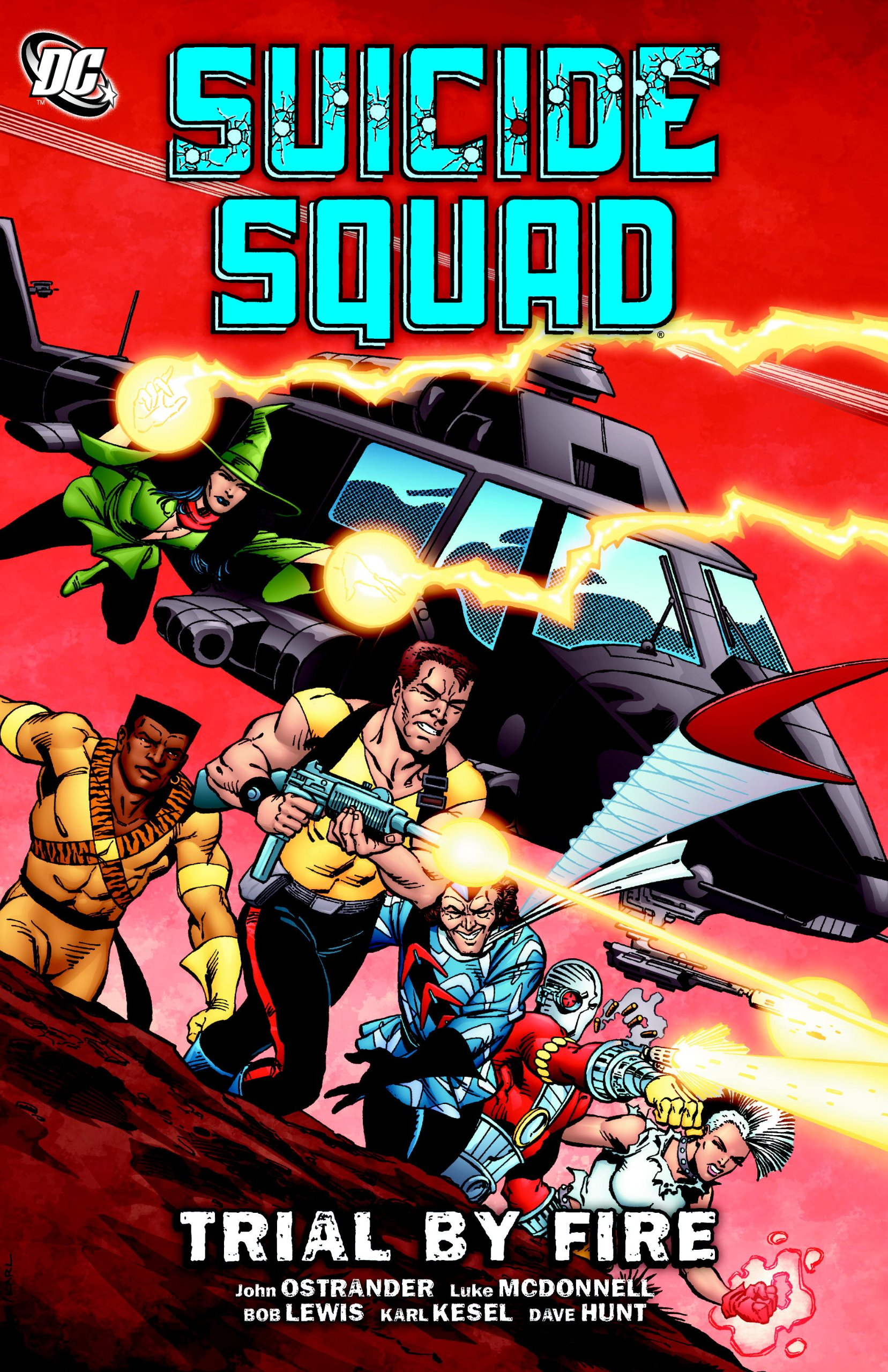 Suicide Squad: Trial by Fire PDF