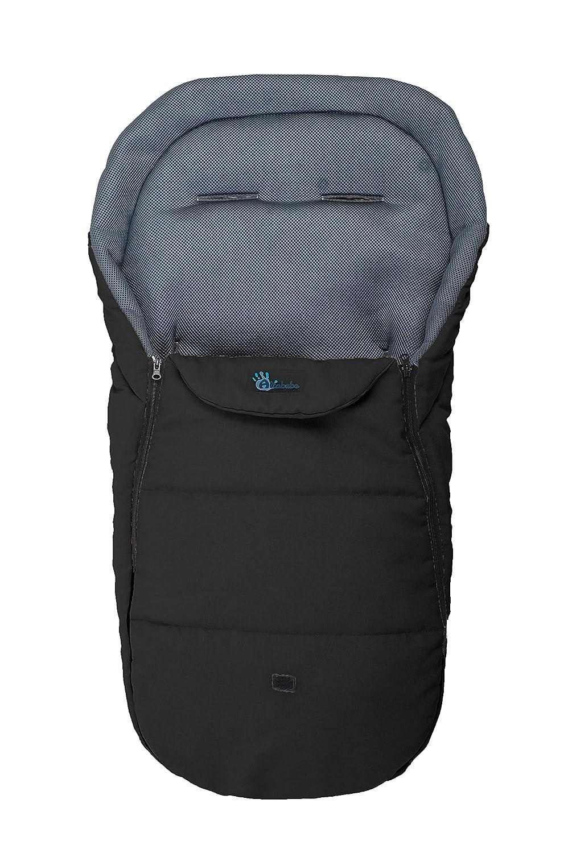 color negro cochecitos y Jogger 3d Distancia tejido 12/ altabebe al2450/m Saco para todo tipo de verano 02/de paseo /36/meses