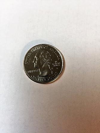 Single 2005-D Uncirculated West Virginia Statehood Quarter